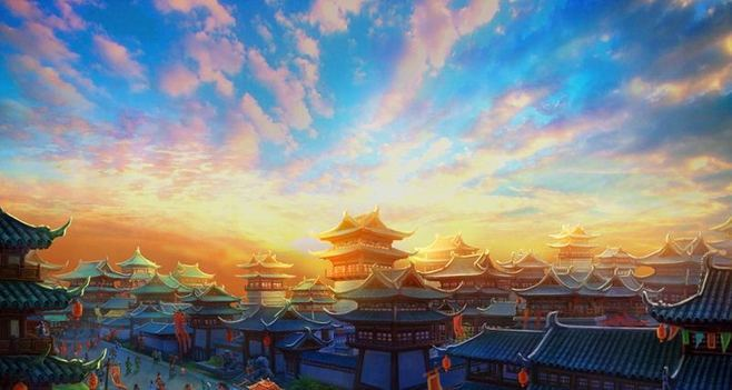 「仙侠攻略」共赏好风景《灵域》清新场景曝光