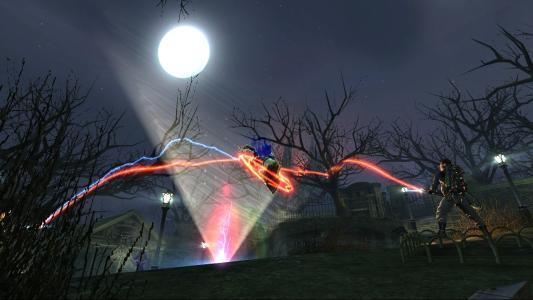 重制10年前的射击游戏《捉鬼敢死队》10月发售